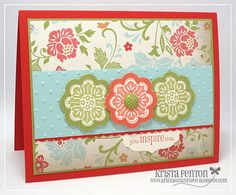 Krista's Stamp Spot: Fresh Vintage with Everyday Enchantment