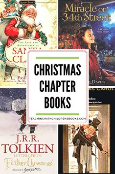 Whether you're filling your child's book basket or choosing your next read-aloud, here's a list of Christmas chapter books for the whole family! Christmas Books For Kids, Christmas Activities, Family Activities, Christmas Time, Christmas Ideas, Christmas Ornaments, Read Aloud Books, Good Books, Book Suggestions