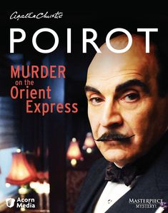 agatha christie novels | Agatha Christie's Poirot: Murder on the Orient Express (2010 ...