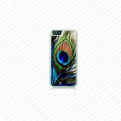 Krezy Case iPhone 6 Case, iPhone 6 case, colorful Peacock feather iPhone 6 Case, Cute iPhone 6 Case, Unique iPhone 6 Case. Cute iPhone 6 case for your iPhone 6. Compatible with Verizon, Sprint, and AT&T models of the iPhone 6. Best iPhone 6 case will brin