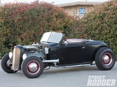 Custom Hot Rods | Custom 1931 Ford Hot Rod Driver Side View Photo 1