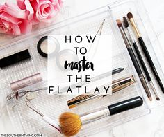 How to Master the Flat Lay in Seven Easy Steps