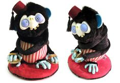 Bubu- Art Toy by Stitches and Glue - I own this!!