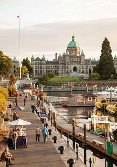 Best of Vancouver and Victoria Itinerary This flexible and customizable itinerary features all of the highlights of Vancouver and Victoria, Canada, and includes where to dine along the way. Victoria Canada, Victoria British Columbia, Victoria City, Canada Vancouver, Vancouver British Columbia, Victoria Vancouver Island, Vancouver Photos, Visit Vancouver, Vancouver City