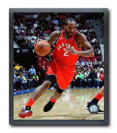 82d9a1c86 Kawhi Leonard Toronto Raptors NBA Licensed Framed Photo Print