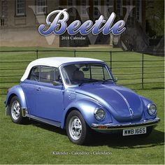 VW VW Beatle 2018 Kalender
