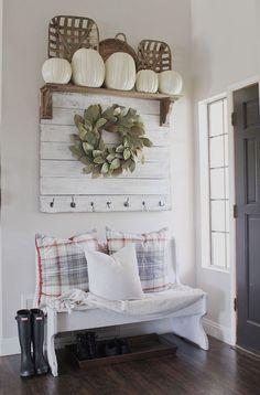 Farmhouse Entry | Allie Cecil Blog
