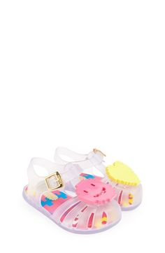 Mini Melissa 'Aranha V' Sandal (Walker & Toddler) available at #Nordstrom