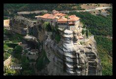 老小子的希臘行腳(8)~天空之城梅特歐拉Meteora(3) | Travelorbs
