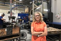 With more than unfilled jobs across Michigan, rural manufacturers often lose out in the scramble for skilled trade workers. Can added lures like company daycare, health clinics or cash bonuses turn the tide? Stem Learning, Robotics, Clinic, Michigan, Hands, Education, Health, Robots, Health Care