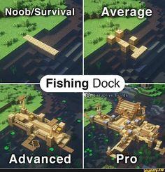Casa Medieval Minecraft, Minecraft Farm, Minecraft Cottage, Cute Minecraft Houses, Minecraft Castle, Minecraft Plans, Minecraft Survival, Amazing Minecraft, Minecraft Blueprints