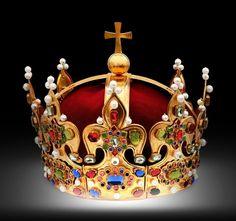 Replica of the so-called Crown of Boleslaus I the Brave by Anonymous from Kraków, ca. 1320 (original), Ľubovnianske múzeum