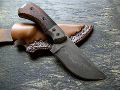TechnoTribal Hunter - Дервиш Ножи: