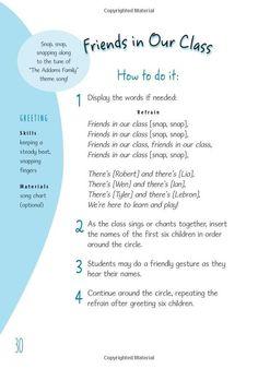 80 Morning Meeting Ideas for Grades K-2: Susan Lattanzi Roser: 9781892989475: Amazon.com: Books: