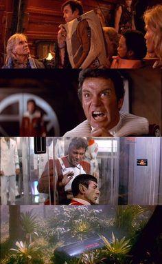 Star Trek: The Wrath of Khan, 1982 (dir. Nicholas Meyer) By agent-mulder