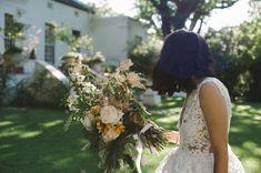 Whimsical Wedding Inspiration   Natte Valleij - KADOU Whimsical Wedding Inspiration, Prince Charming, Beautiful Bride, Bouquet, Flower Girl Dresses, Romantic, Bridal, Wedding Dresses, Rose