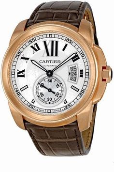 Calibre De Cartier Homme Replique Montre W7100009