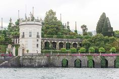 Isola Bella and the Borromean Islands are the main attraction when visiting Lake Maggiore. Owned by the wealthy Borromeo family since the 1600s, Isola Bella's beautiful villa and terraced baroque gardens are a must visit! Read our travel guide to Isola Bella, Italy for fun facts, local tips and lots of photos!