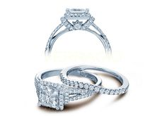 Verragio Engagement Rings: The Couture Collection