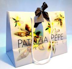 Luxury Paper Bag Patrizia Pepe Loïc vdH