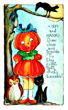 Pumpkinhead girl series 5 of 6