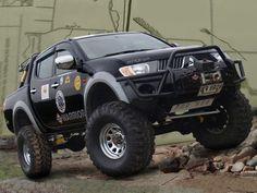 Triton 4x4, Triton L200, Mitsubishi Pickup, Mitsubishi Pajero Sport, Vintage Bikes, Pickup Trucks, Exotic Cars, Cars And Motorcycles, Offroad