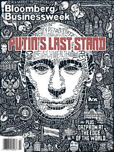 Bloomberg Businessweek — Putin's Last Stand