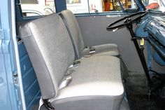 Original Style VW Bus Pick-up & Truck Interior and Upholstery