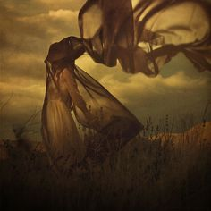 the day i caught the clouds | Flickr - Photo Sharing! Brooke Shaden