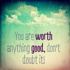 Nunca lo dudes, que tu sí te mereces todas las bendiciones que lleguen. #behappy #behappyly #youareworthit #motivational #motivation#inspiration #quotes #motivationalwords #motivationalquotes #happinessisknowingyouworth #whatmakesyouhappy