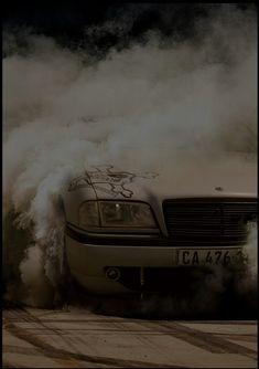 Maserati, Train, Smoke, Vehicles, Car, Automobile, Zug, Rolling Stock, Smoking