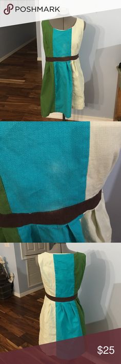 Anthropolgie Tabitha dress . Little spot discoloration stain see pictures Anthropologie Dresses