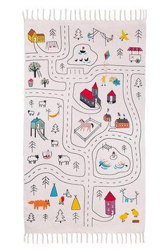 Lakaluk Little Explorer's play rug speelkleed te koop bij de Familiefabriek