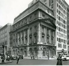 1953 Duveen Brothers gallery at Fifth Avenue and 56th Street