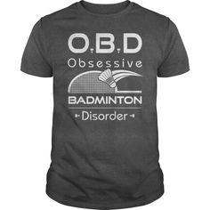 Obsessive Badminton Disorder