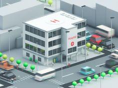 Hospital by Nermin Muminovic