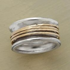 FOND EMBRACE RING - so many beautiful pieces at sundance! But I love this one!