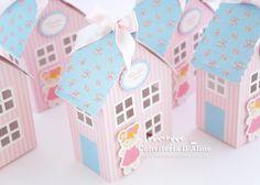 decoraçao festa casa de boneca - Pesquisa Google