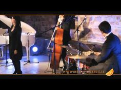ALMA PROJECT - Vocal F Jazz Quartet GRo RCa @ Castello di Vincigliata - Nature Boy & All of me