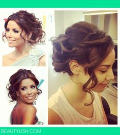 bridal celebrity hair | Cindy N.'s Photo | Beautylish