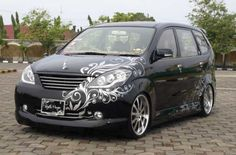 Daihatsu xenia indeed asyik to be modified