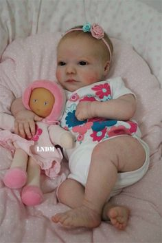 Items similar to Custom Realborn® June Awake 19 inches Full Limbs lbs on Etsy Reborn Baby Girl, Reborn Baby Dolls Twins, Reborn Toddler, Toddler Dolls, Reborn Dolls, Reborn Child, Reborn Nursery, Toddler Girl, Baby Dolls For Sale
