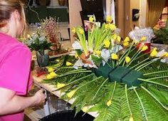 Image result for casket spray Funeral Floral Arrangements, Flower Arrangements, Casket Sprays, Funeral Flowers, Table Decorations, Ua, Plants, Image, Wreaths