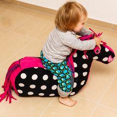 Nähfrosch nähen Pferd FrauScheiner Reittier Horse Sewing