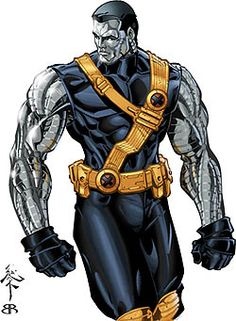 Ultimate Colossus, art by Ray & Ben Lai. (250×341) wikipedia