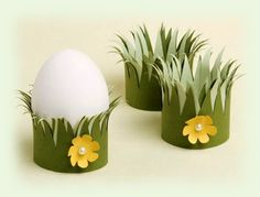 Discover Unique Easter Holiday Decoration Ideas 2012 on family holiday. Easter holiday decorations that come in many styles that bring any room to life. Kids Crafts, Cup Crafts, Paper Crafts, Easter Holidays, Easter Crafts For Kids, Easter Ideas, Egg Decorating, Easter Eggs, Easter Table