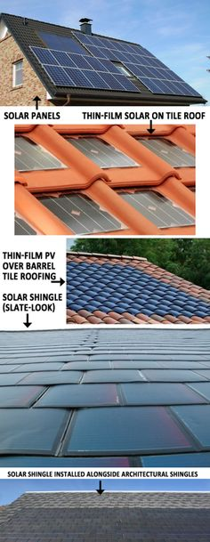 The solar roofing industry is finally starting to grow quickly. #Solar #SolarEnergy