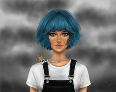 "29.2k Likes, 597 Comments - maryam muparki (@girly_m) on Instagram: "" #sketchbookpro"""