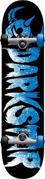Dark Star Ultimate Blue Complete 7.7 Skateboard 1CDAR0ULTI770KB