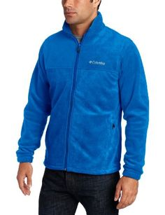 Cover: Columbia Men's Cathedral Peak Ii Fleece Vest, dark mountain ...